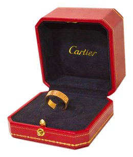 Cartier Cartier Pink Gold Love Ring
