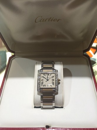 Cartier Cartier Tank Francaise Watch