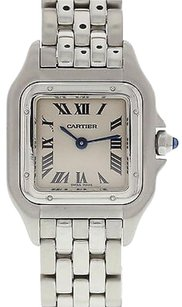 Cartier Ladies Cartier Panthere 1320 Stainless Steel