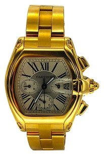 Cartier Cartier Watches - Roadster - 18k Yellow Gold