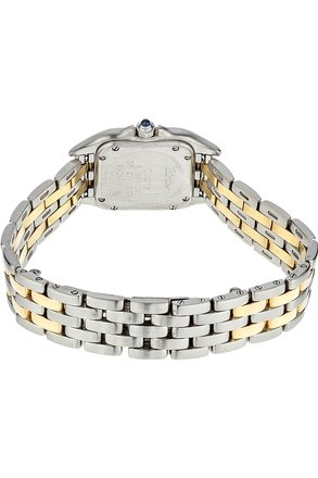 Cartier Cartier Panthere 18K Yellow Gold and Stainless Steel Quartz Ladies Watch