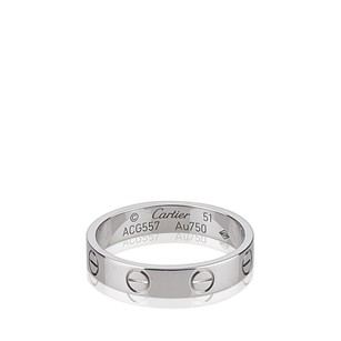 Cartier Jewelry,metal,ring,silver,6ecarg001