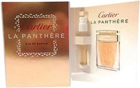 Cartier NEW La Panthere Eau de Parfum Spray Mini Travel Size / Sample