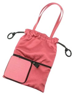 Carven Tote in Pink