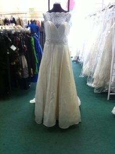 Casablanca Couture Formal Wedding Dress