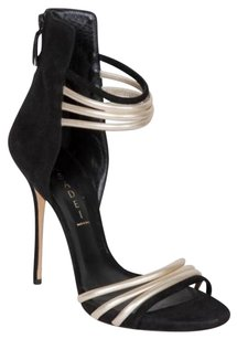 Casadei Womens Black Pumps