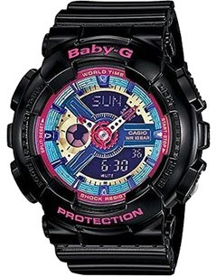 Casio Casio Baby-g Street Fashion Ladies Watch Ba112-1acr