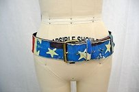 Catherine Malandrino Catherine Malandrino Fabric 4th Of July Belt