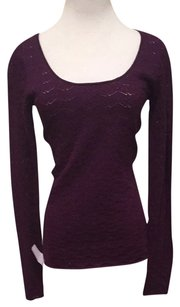 Catherine Malandrino Top Deep Purple
