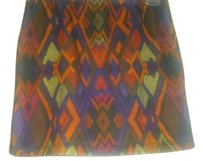 Cefiam Mini Skirt Multi - Colored