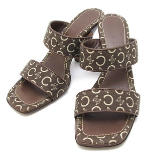 Cline Dark Beige Sandals
