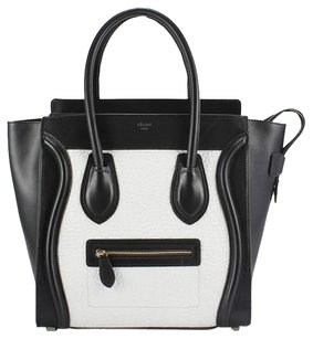 Céline Limited Edition Classic Tote in Black
