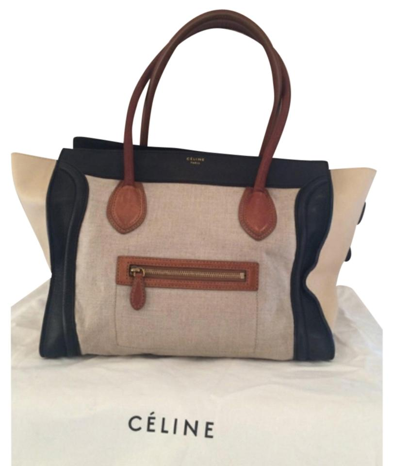 Celine luggage handbag