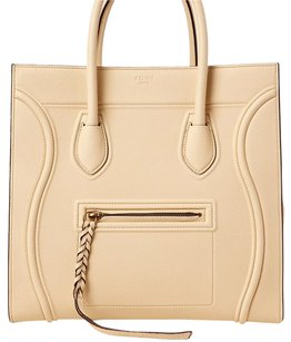 Céline Tote in cream
