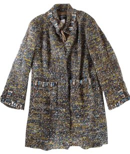 Chanel 16 48 Boucle Bar Coat