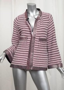 Chanel Womens Pink Jacket
