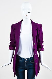 Chanel Boutique 97a Purple Jacket