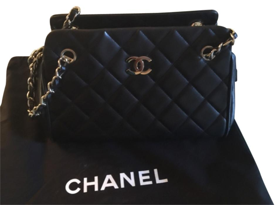 Chanel Black Handbag