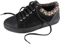 Chanel Black Sneakers Ias Athletic
