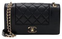 Chanel Boy Neverfull Monogram Damier Azur Cross Body Bag
