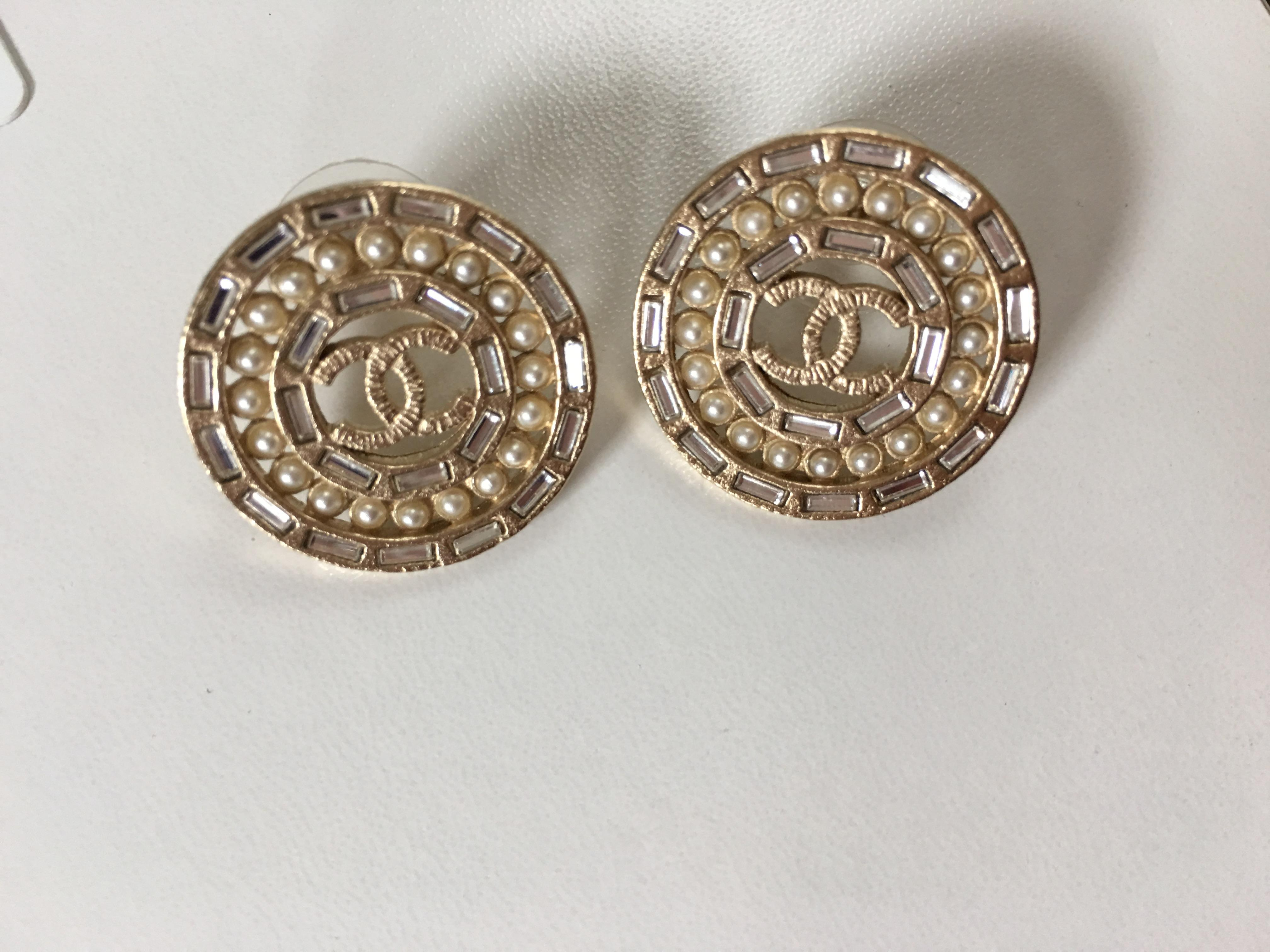Chanel Buy Now Pay Later 2016 0027 Crystal Pearl Wow Theyre Simply