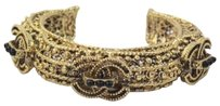 Chanel Byzantine Cuff Bracelet Paris Dallas Runway