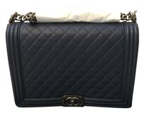 Chanel Caviar Leather Cross Body Bag