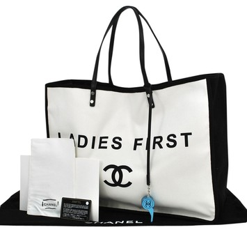 83af603b4e51 Ladies First Chanel Bag Price. Chanel Ladies First Shopper Tote ...