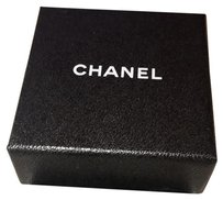 Chanel Cc earrings case guaranteed authentic