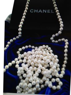 Chanel CHANEL 10 Foot Strand of Pearls