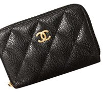 Chanel Chanel zippy coin purse / cardholder