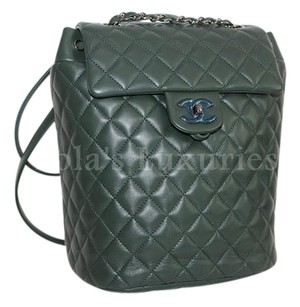 Chanel Gst Mini Woc Boy Classic Flap Backpack