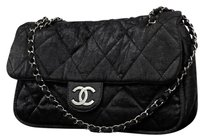Chanel Jumbo Maxi Classic Flap Quilted Flap Classic Flap Shoulder Bag
