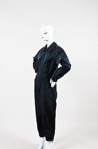 Chanel Silk Coverall Ls Dress