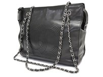 Chanel Leather 4047025 Shoulder Bag