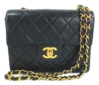 Chanel Matelasse Quilted Vintage Shoulder Bag