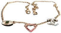 Chanel New with Box Golden Eye Love Chanel necklace