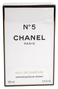 Chanel No 5 Eau de Parfum 3.4oz/100ml