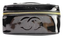 Chanel Patent Leather CC Cosmetic Case 6CCA1014