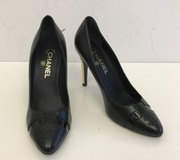 Chanel Pump Classic Black Pumps