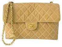 Chanel Quilted Classic Flap Maxi Shoulder Bag
