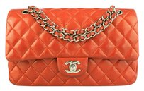 Chanel Quilted Lambskin Classic Shoulder Bag
