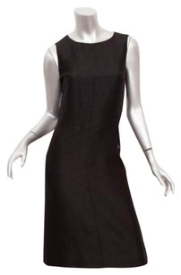 Chanel short dress Black 99 Womens Classic on Tradesy
