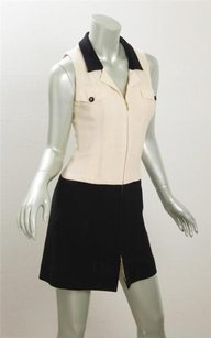 Chanel short dress Ivory Boutique Womens on Tradesy