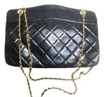 Chanel Lamb Skin Shoulder Bag