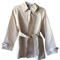 Chanel Silk Unlined creme Jacket