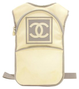 Chanel Sports Line Nylon Backpack