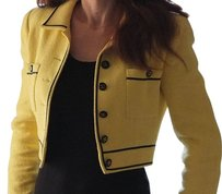 Chanel Yellow Jacket