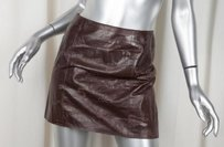 Chanel 03p Womens Skirt Brown