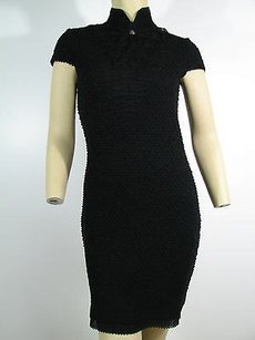 Chanel short dress Black Little on Tradesy